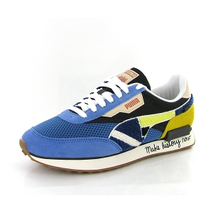 PUMA FUTURE RIDER X BLACK FIVES 381958 01<br>Bleu
