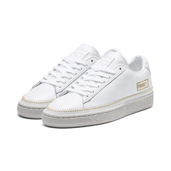 PUMA BASKET TRIM ARROW<br>Blanc
