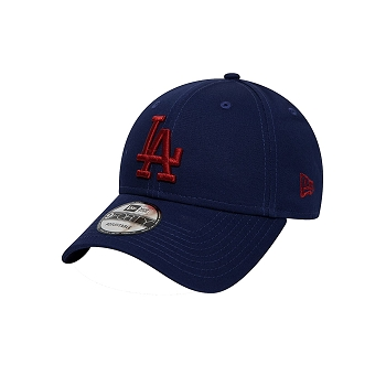 NEW ERA LEAGUE ESSENTIAL LOS ANGELES<br>Bleu