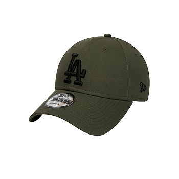 NEW ERA LEAGUE ESSENTIAL LOS ANGELES<br>Kaki