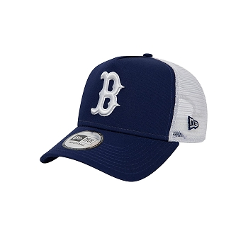 NEW ERA LEAGUE ESSENTIAL BOSTON<br>Bleu