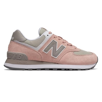 NEW BALANCE WL574<br>Rose