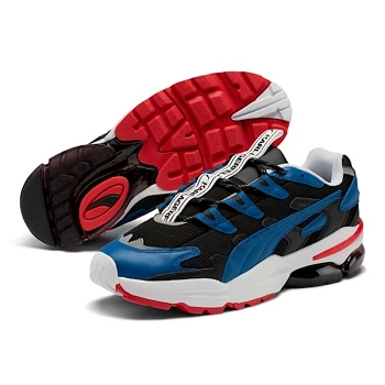PUMA CELL ALIEN KARL 370583<br>Bleu
