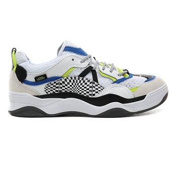 VANS UA VARIX WC DISTORT CHECK<br>Blanc