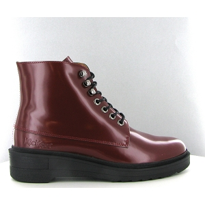 KICKERS ADHEMAR<br>Rouge