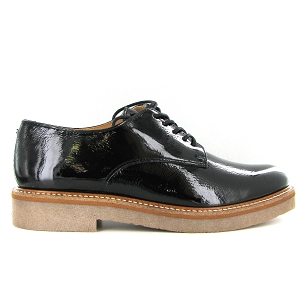 KICKERS OXFORK<br>Noir