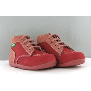 KICKERS ENFANT BONBON<br>Rose