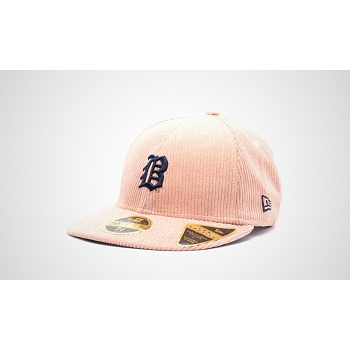 NEW ERA COOPERSTOWN CORD LP 5950 BOSDOVCO BSKNVY 12040577<br>Rose