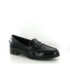 CLARKS HAMBLE LOAFER <br> Noir