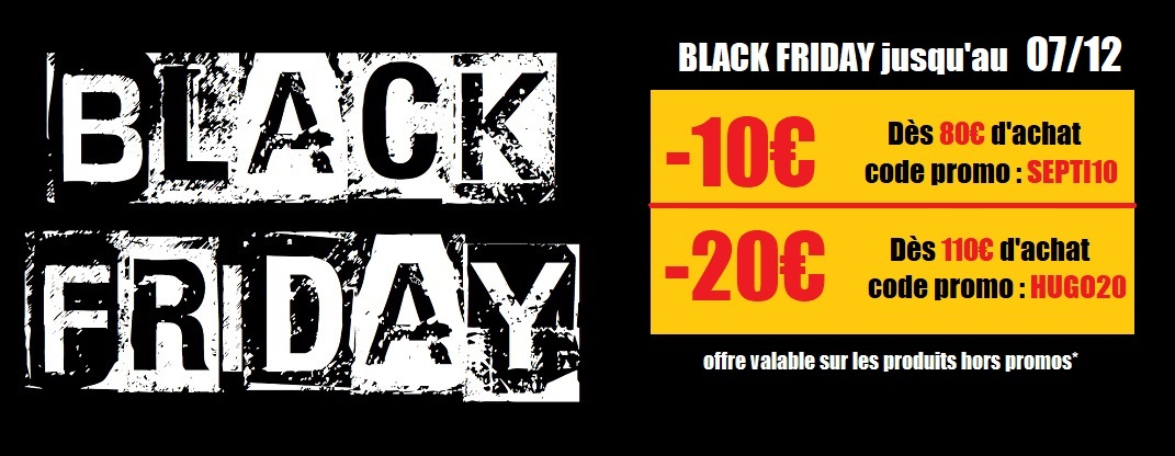black friday chaussures 2020