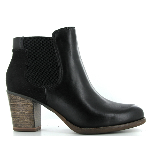 616ddf4b67904 Tamaris bottines 25336 noir
