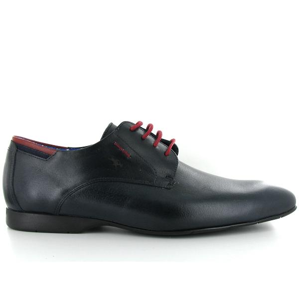 Ezzio 9353 - Chaussures À Lacets Pour Les Hommes / Fluchos Noir o0vEzOf