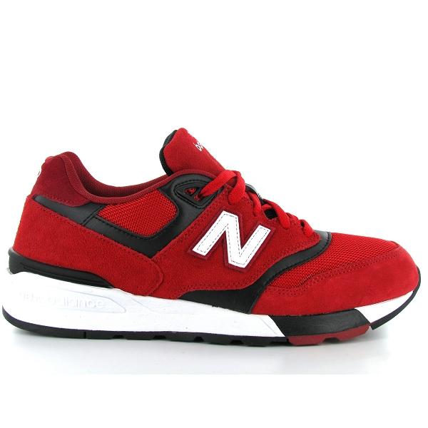 new balance ml597 rouge