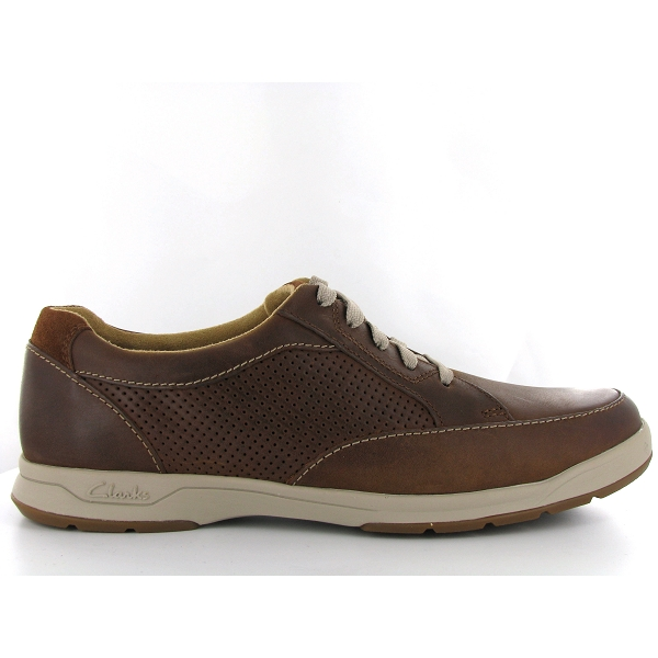 Clarks stafford park 5 marron