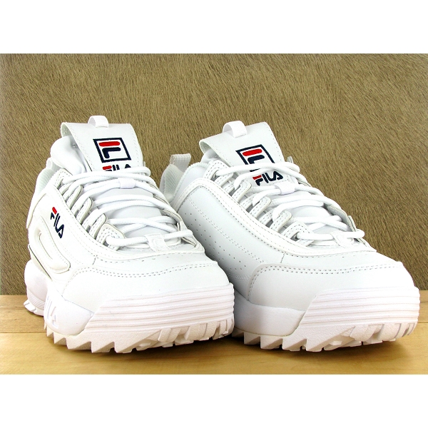 Breuil Fila Fila Disruptor Breuil Chaussures Fila Chaussures Disruptor Blanc Disruptor Blanc JKcFl1