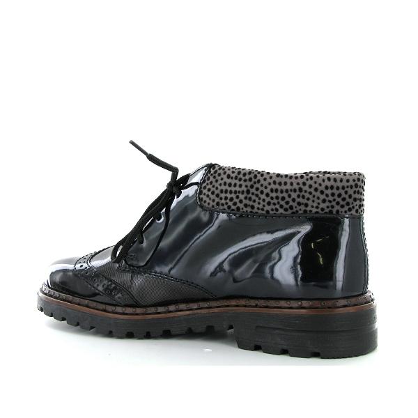 Rieker Bottes Femmes Bottines Bottes D/'Hiver Chaussures y9438-00 Noir Black Neuf