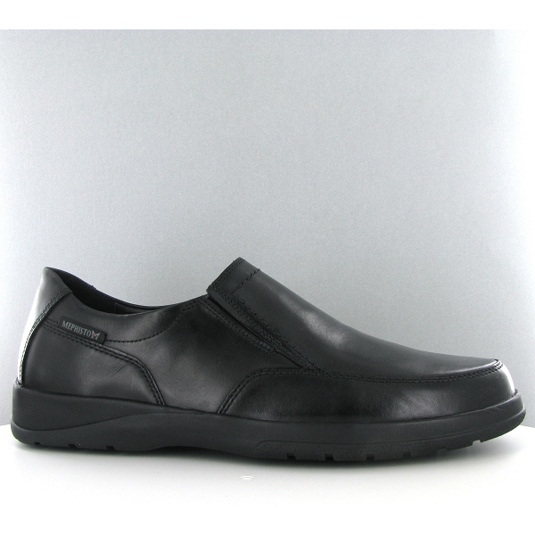 Mephisto Moreno Chaussures Mocassins Noir Hommes
