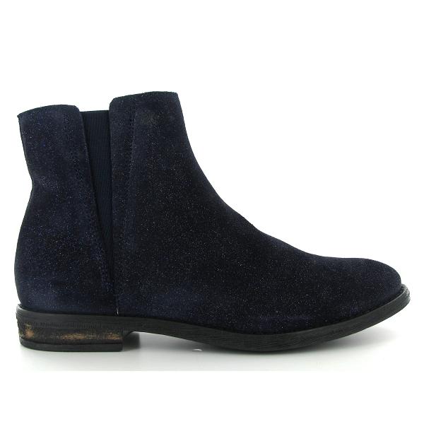 bottine bleu acebos